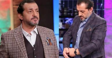Masterchef Mehmet Şef gözyaşlarına boğuldu... Hayat hikayesini anlattı...