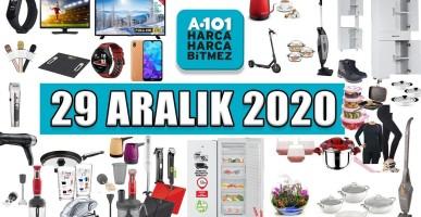 A101 29 Aralık 2020 Aktüel Kataloğu! İşte Gelecek Ürünler